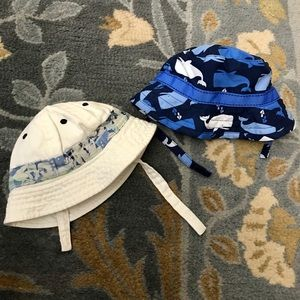 Baby hats for summer